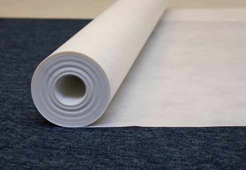 Floor Covering Base On A Hard Textile